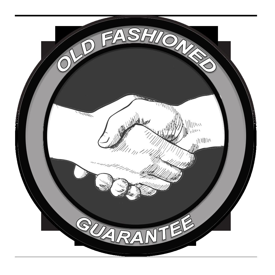 old fashion gaurantee 2